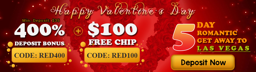 Valentines offers